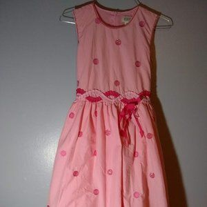 Pretty in pink Party dress by children's place